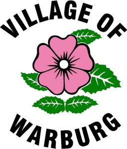 Village of Warburg Logo